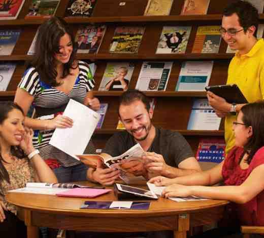 Sesión Informativa del MBA INCAE, La Paz, Bolivia