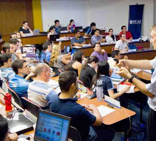 Sesión Informativa del MBA INCAE, Lima, Perú