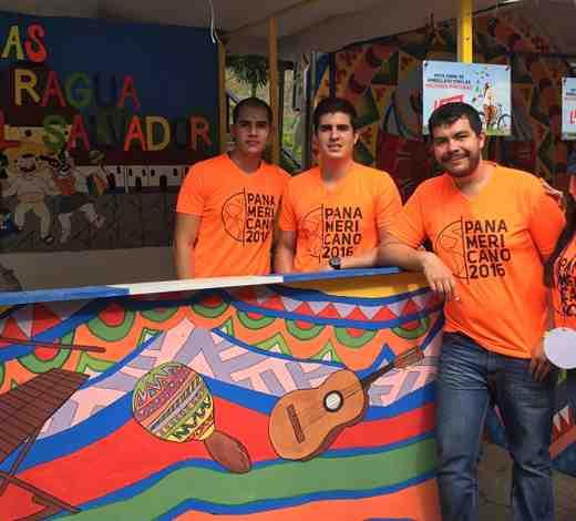 Unas tres mil personas disfrutaron del Panamericano 2016 de INCAE