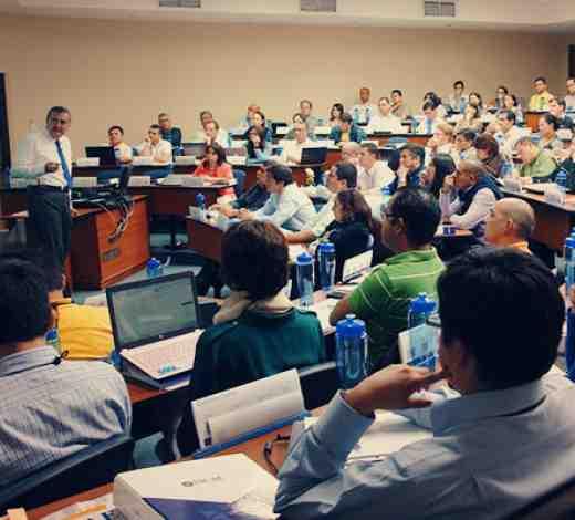 Sesión Informativa del MBA INCAE Costa Rica