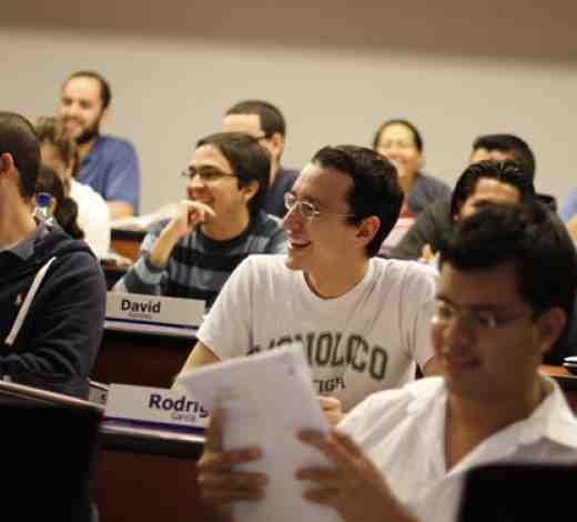 Sesión informativa del MBA internacional, Nicaragua