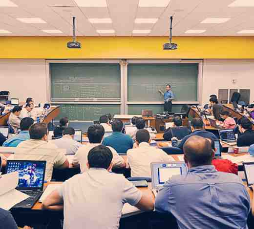 Sesión informativa MBA, Cuenca, Ecuador